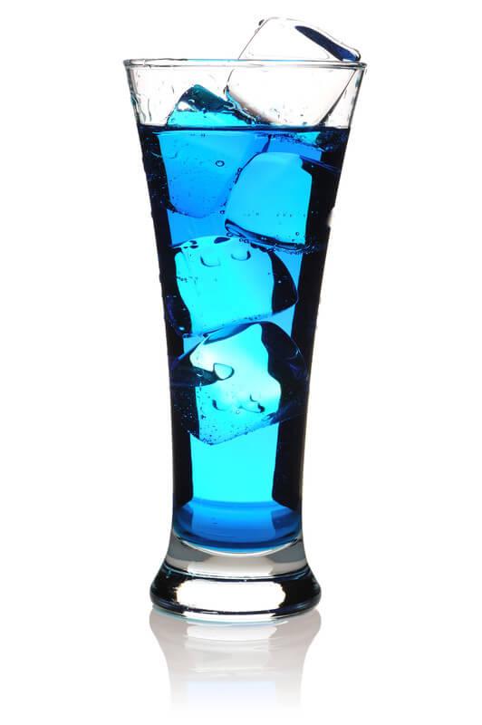 Blue Poop - Blue Cocktail