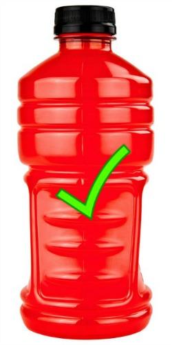 Stomach Flu Symptoms - Sports Drink