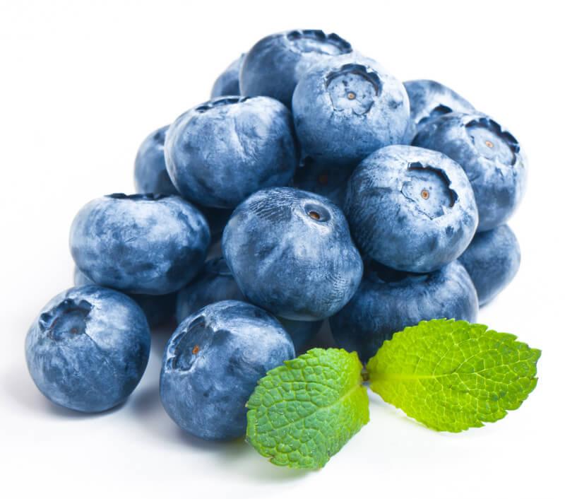 Black Stool - Blueberries