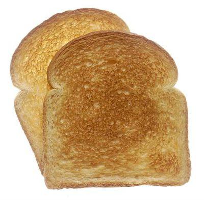 Brat Diet - Toast