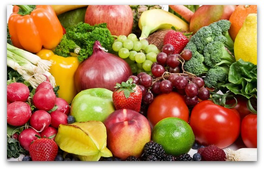 Celiac Disease Treatment - Fruit and Vegetables