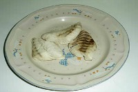 Colonoscopy Preparation - Poached Fish Fillets