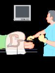 Diagram of Colonoscopy Procedure