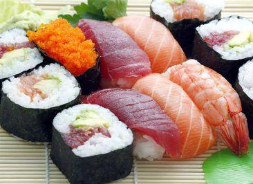 Diarrhea After Eating Fish - Sushi