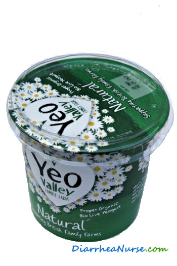 Live Yoghurt