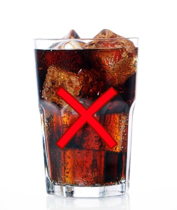 Stomach Flu Treatment - Cola