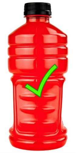 Stomach Flu Symptoms - Sports Drink