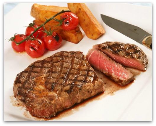 Celiac Disease Treatment - Steak