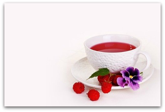 Diarrhea Remedy - Raspberry Tea