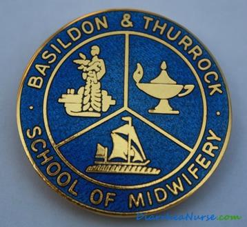 Diarrhea Nurse Midwifery Badge