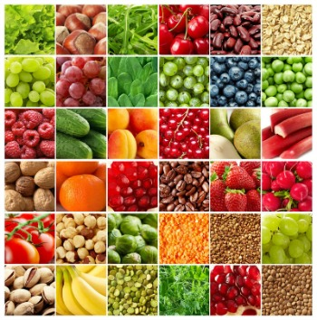 Diverticular disease - fruit, vegetables and nuts