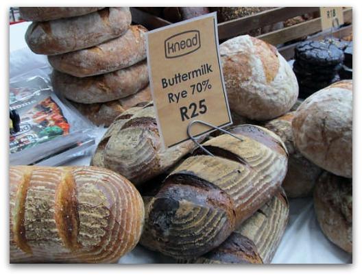 Gluten Intolerance Symptoms - Rye Bread