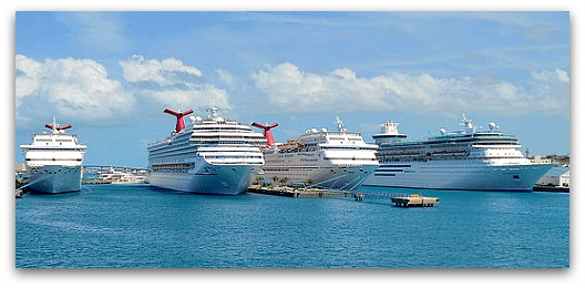 Stomach Flu Symptoms - Cruise Ships